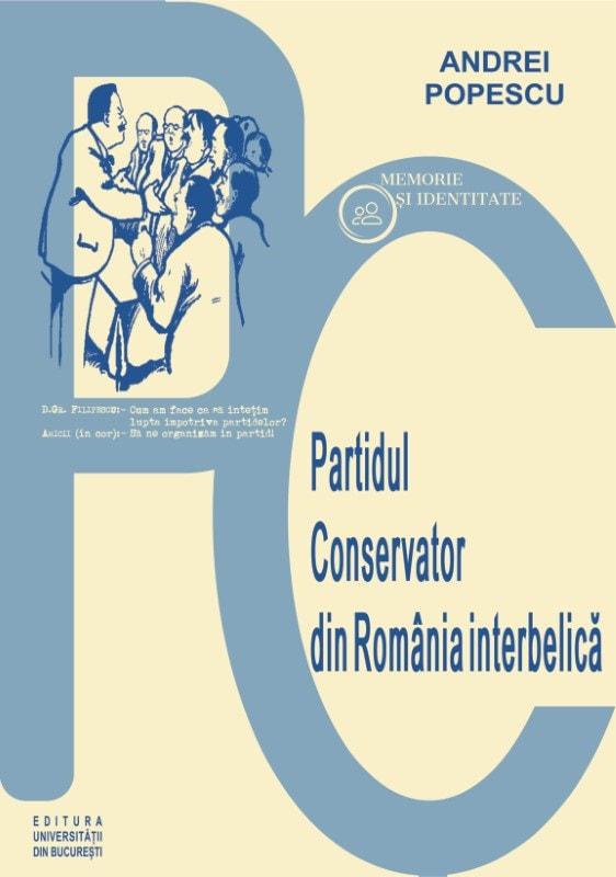 Partidul Conservator din România interbelică